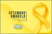 Setembro Amarelo- Prevenção ao Suicídio