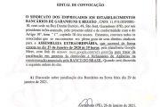 Assembleia Extraordinária Exclusiva do Banco do Brasil